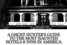 MOST HAUNTED HOTELS by TerranceZepke.com / A GHOST HUNTER'S GUIDE TO THE MOST HAUNTED HOTELS & INNS IN AMERICA includes visitor info and lots of photos:  Stanley Hotel...find out what happened to Author Stephen King during his stay that inspired him to write THE SHINING...and why the hotel has a resident psychic. Battery Carriage House Inn...is haunted by a GENTLEMAN GHOST (who likes to get into bed with female guests) and a TORSO GHOST( a scary-looking ghost in a Civil War uniform who appears at the foot of the bed). ...and much more!
