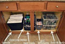 Organization / by Ashley Hermann