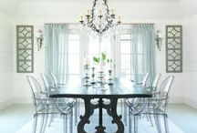 Dining Rooms / dining room decor, dining room decor ideas, dining room decor inspirtation, how to decorate your dining room, dining room decorating