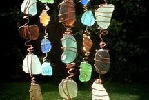 Windchimes / I love glass windchimes