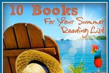 Beach Reads / Best books to read during your beach vacation at Palmetto Dunes Resort in Hilton Head, SC! / by Palmetto Dunes Oceanfront Resort
