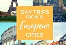 Europe / Europe Trips Across Multiple Countries
