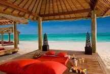 Travel | Turks & Caicos / Discover exotic beaches in Turks & Caicos.