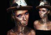 Halloween MakeUp Costume & Decor
