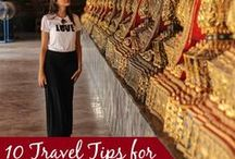 Asia / Travel across Asia, Asian Travel, Travel in Asia, Vacation in Asia, Asian Vacation