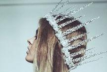 headdress. crown.