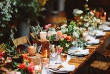 Outdoor Fete! / Inspirationf or outdoor weddings and gatherings!