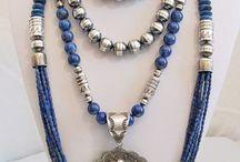 Gems and necklaces / Gem necklaces