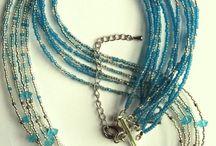 Seed bead charms / Jewleries with seed beads