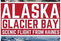 U.S. Travel--Alaska / Alaskan Travel, Alaska Travel, Alaska Vacation Ideas