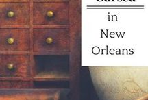 U.S. Travel--Louisiana and Mississippi / Travel to Louisiana, Travel to Mississippi, Travel to the Deep South, Louisiana Travel, Mississippi Travel, New Orleans Travel, Louisiana Vacation Ideas, Mississippi Vacation Ideas, New Orleans Vacation Ideas.