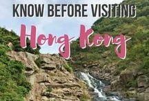 China, Hong Kong, and Taiwan / China and its provinces. Taiwan and Hong Kong