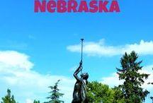 U.S. Travel--Kansas, Nebraska, and Oklahoma / Travel to Kansas, Travel to Nebraska, Travel to Oklahoma, Kansas Travel, Nebraska Travel, Oklahoma Travel, Kansas Vacation Ideas, Nebraska Vacation Ideas, Oklahoma Vacation Ideas.