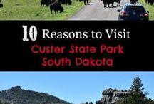 U.S. Travel--North and South Dakota / U.S. Travel, the Dakotas. North Dakota and South Dakota