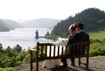 Vyrnwy Weddings... / Photos from beautiful days gone by, and a little bit about some of our wonderful suppliers.