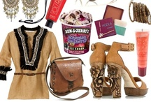 clothes, accessories, style / by Patricia Natvig