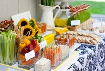 Party Buffet & Deco