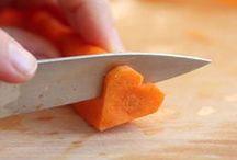 Kitchen Tricks & Tips