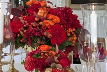Christmas Floral Arranging Ideas