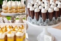 Event Menu- The Sweet Stuff