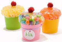 Party Ideas-Girls-Colorful / by Nilda Jerez
