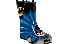 Superhero Rain Gear (For Kids) / Shop for Batman, Superman and Spider-Man Rain Gear: Raincoats, Rain Boots and Umbrellas / by SimplySuperheroes.com