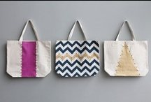 Totes? Totes! / A roundup of our favorite DIY and you-can-buy totes across the web.