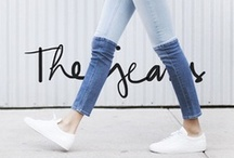 J.eanesse / A little obsession of Jeans / by Amy Rarara