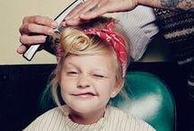 stylish kiddies / by Holly Wasserfall