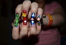 Beauty; Nails