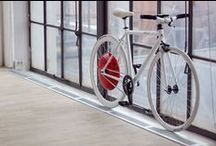 Bike Gadgets from Brit + Co. / Give your bike some character with some cycle inspo.