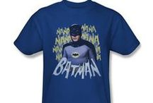 1966 Batman Classic TV Show Merchandise / Shop for your favorite products from the 1966 Batman Classic TV Show. We offer shirts for toddlers, kids, youth, juniors, women and men. / by SimplySuperheroes.com