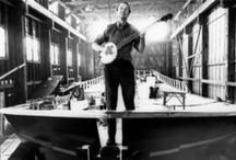 Pete Seeger Memorial / An ode to a beacon that will shine brightly and guide us so long as his memory remains alive.
