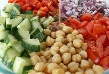 Eating Better / Healthier options for a healthier life! / by Catron Whaley