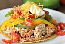Mexican Dish Recipes