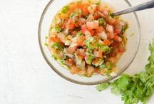 Salsas, dips, relishes, jams, jellys, mermelades, vinagrettes / Salsas, dips, relishes, jams, jellys, mermelades, vinagrettes