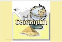 Geography - Thematic Units eWorkbooks / Geography - Thematic Units eWorkbooks - offers 16 thematic units to download.  / by SchoolExpress