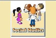 Social Studies - Thematic Units eWorkbooks / Social Studies - Thematic Units eWorkbooks - offers 28 thematic units to download.  / by SchoolExpress