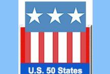 Thematic Units - U.S. 50 States / U.S. 50 States- Thematic Units eWorkbooks - offers 51 thematic units to download.  A unit is available for each of the 50 states and one for Washington DC. / by SchoolExpress