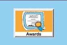 Printable Awards eWorkbooks / Printable Awards offers 200+ awards for Achievement, Attitude, and Special Persons. / by SchoolExpress