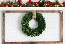 Holiday gifts and decor! Is the most wonderful time of the year / Holiday gifts and decor!