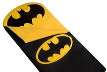 Superhero Sleep-Overs / Superhero Sleeping Bags And Nap Mats. Shipping is on in the U.S. / by SimplySuperheroes.com