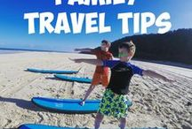 Family Travel Tips / The best family travel tips and tricks to help you travel better with boys.