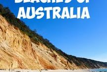 Beaches of Australia / The beaches of Australia are some of the best in the world and we want to show you where to go. With over 36,000km of coastline, we will share with you the best beaches to discover with your family, with tips and ideas to make your trip a great one.