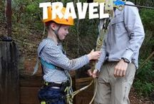 Adventure travel with boys / Whether you're looking to go zip lining through the forest, sailing the ocean or hiking through a National Park, here we will share the incredible array of family friendly adventure activities around the world. To help you put together your perfect trip, we will cover adventure activities for a variety of ages.