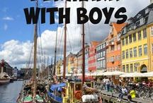 Denmark with Boys / Plan your dream trip to Denmark with family travel tips, inspiration and destination advice from Travel with Boys and other leading family travel publishers and bloggers.