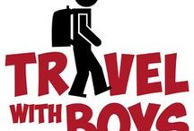 Best of Travel with Boys / Whether you want to go around the world or around the block, Travel with Boys brings you the places, activities, accommodation and food that appeal most to boys and their families. Here you will find expert tips to make travelling with boys easier and more affordable, stories and reviews on places we've been, and some great resources to get you on your way.