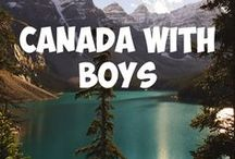 Canada family travel / Plan your dream trip to Canada with family travel tips, inspiration and destination advice from Travel with Boys and other leading family travel publishers and bloggers.