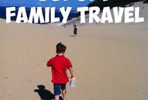 Budget Family Travel / Tips on how to save money on your next family trip, so you can travel sooner and do it more often.