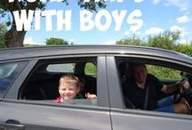 Road trips with boys / Tips on how to survive family road trips, plus route and destination ideas to help you plan your ultimate road trip.